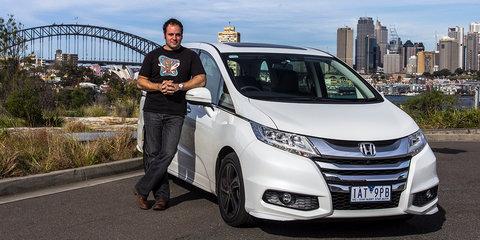 Honda Odyssey VTi-L : Long-termer review