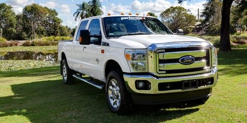 2014-15 Ford F-250 and F-350 recalled by Performax for steering fix