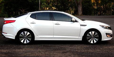 2012 Kia Optima Platinum Review Review