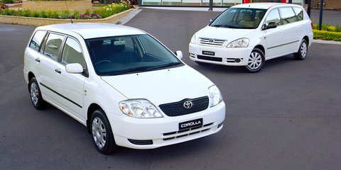 Toyota recalls 19,600 Corolla, Avensis Verso, Lexus SC430 vehicles a second time