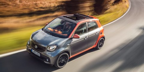 Smart to bypass SUV gold rush, no convertible either