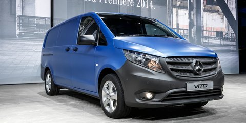 2015 Mercedes-Benz Vito revealed