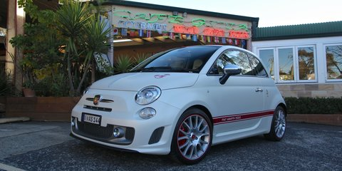 Fiat Abarth 595 50th Anniversary Review
