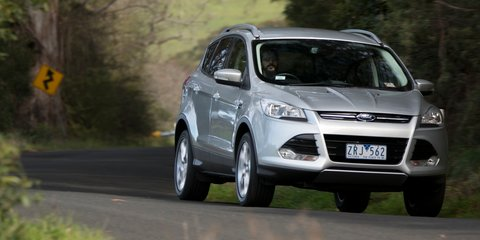Ford Kuga Review : Trend