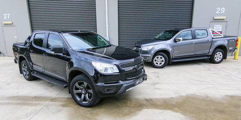 2014 Holden Colorado Review : Walkinshaw Xtreme Low Rider