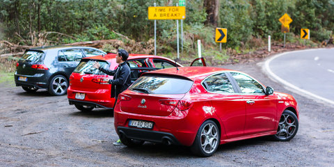 Alfa Romeo Giulietta Review : Long-term report two