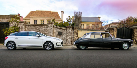Citroen DS5 - Bastille Day