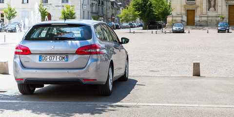 Peugeot 308 SW: week with Review
