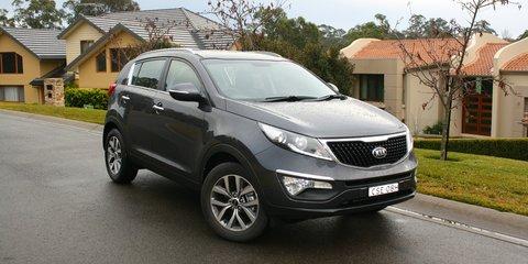 2014 Kia Sportage Review: Si Premium