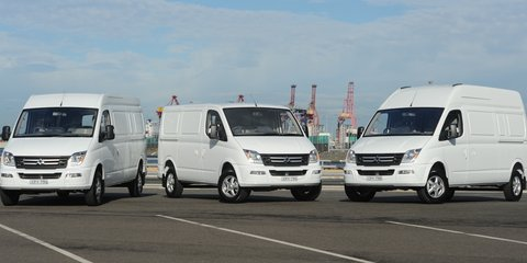 LDV range to expand with people-mover, one-tonne van, buses under Ateco Automotive