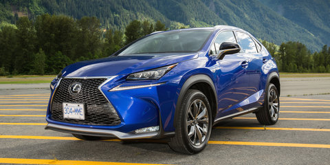 Lexus NX : The Quick Guide to new Japanese luxury SUV
