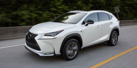 Lexus NX 300h fuel consumption revealed