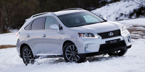 Lexus RX could become a seven-seater