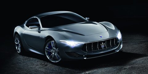 Maserati Alfieri EV could be on sale in 2019
