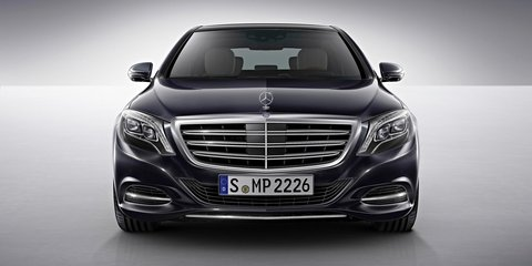 Brabus to build Mercedes-Benz S-Class Pullman - report