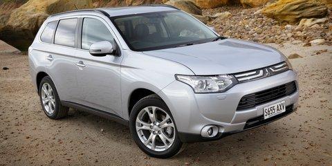 Mitsubishi recalls 1600 4WD diesel Outlander and ASX models