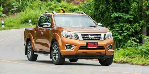 2015 Nissan Navara won't target Toyota HiLux for sales leadership