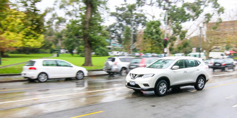 2014 Nissan X-Trail Review : ST 2.0L