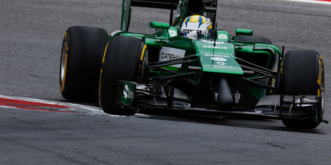 Tony Fernandes sells Caterham F1 team, keeps road car operation