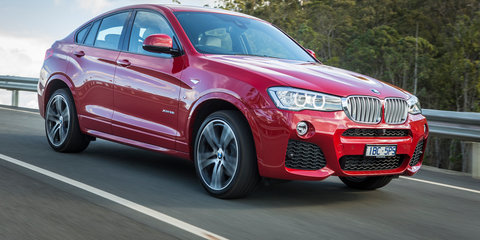 2014 BMW X4 Review