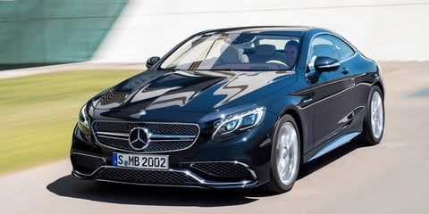 Mercedes-Benz S65 AMG Coupe revealed: 1000Nm V12 meets curve-tilting tech