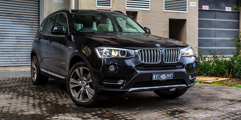 2015 BMW X3 Review : xDrive30d