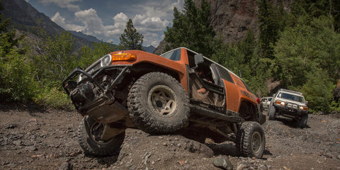 FJ Summit 8: Ouray, Colorado
