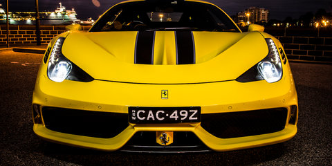 Ferrari 458 Speciale Review - V8 race car for the road