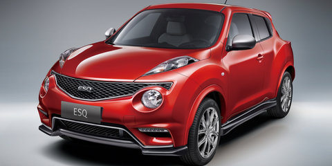 Infiniti ESQ revealed: luxury Juke for China uncovered