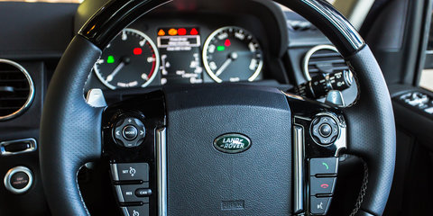 Land Rover Discovery XXV Review : Around-town weekender