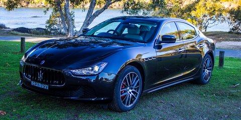 2014 Maserati Ghibli Review