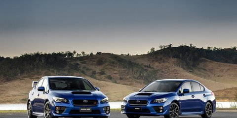 Subaru WRX v Subaru WRX STi : Comparison review