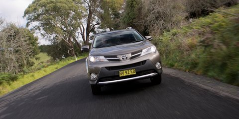 Toyota RAV4 Review: GXL 4WD