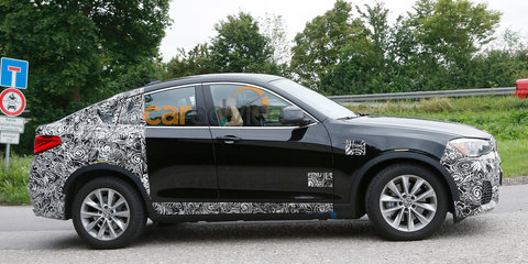 BMW X4 M40i spied: New flagship performance SUV caught during testing
