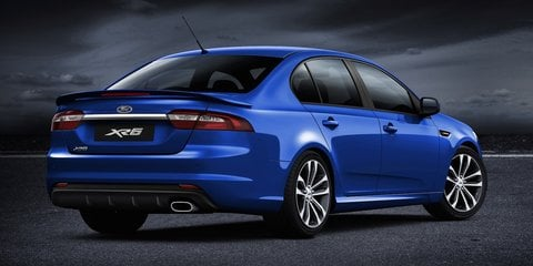 2015 Ford Falcon FG X and Territory SZ II model codes, rear styling revealed