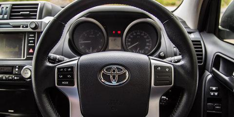 2014 Toyota Prado GXL Review