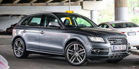 Audi SQ5 Review