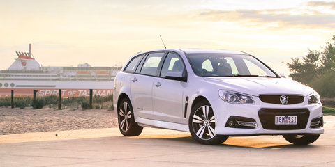 2014 Holden Commodore Sportwagon SV6 LPG Review