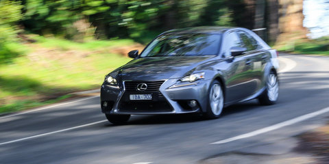 Lexus IS350 Review