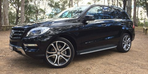 Mercedes-Benz ML 350 Review : LT 1
