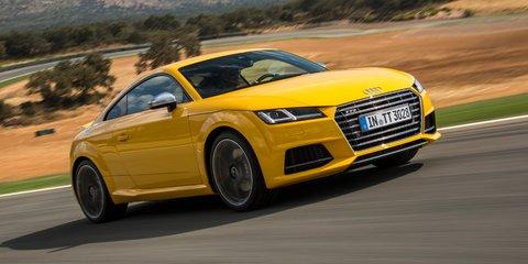 2015 Audi TT S Review