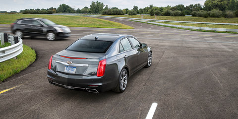 Cadillac to offer hands-free driving, vehicle-to-vehicle communication from 2016
