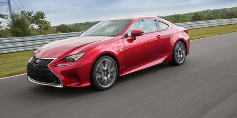Lexus RC350 Review