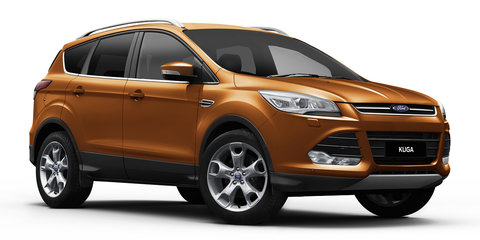 2015 Ford Kuga : Diesel gets more power, more torque, better fuel economy
