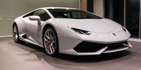 Lamborghini Huracan LP610-4 Australian debut - Lamborghini Melbourne