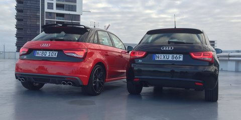 Audi A1 Sportback Review : LT6
