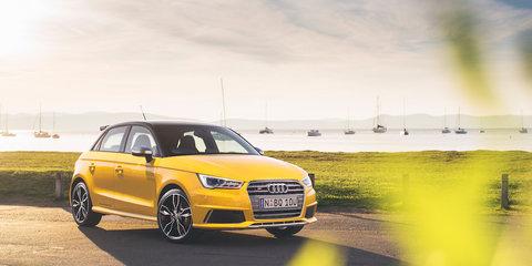 2015 Audi S1 Sportback Review