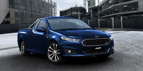 2014 Ford Falcon Ute revealed