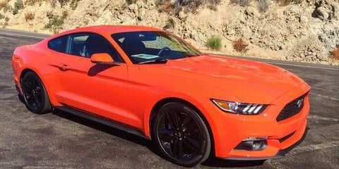 2015 Ford Mustang: The Quick Guide