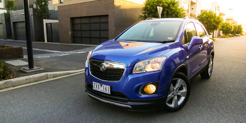 2014 Holden Trax LTZ :: week with Review